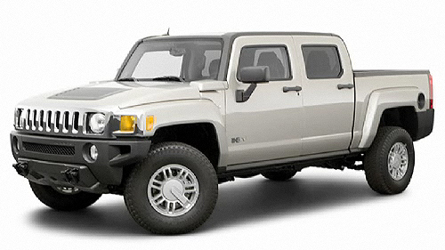 Vid�o de pr�sentation: Hummer H3T 2010 Video
