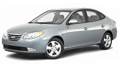 2010 Hyundai Elantra Video Specs