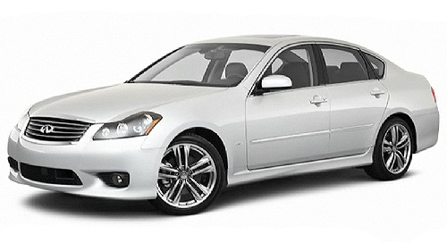 Vid�o de pr�sentation: Infiniti M 2010 Video