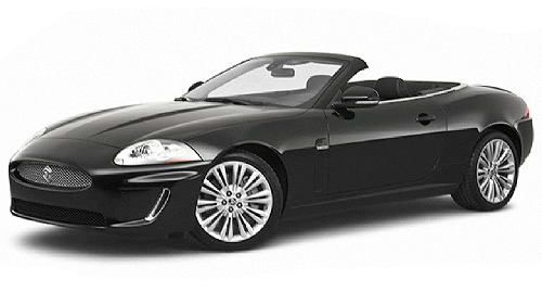 2010 Jaguar XK Series Convertible Video Specs