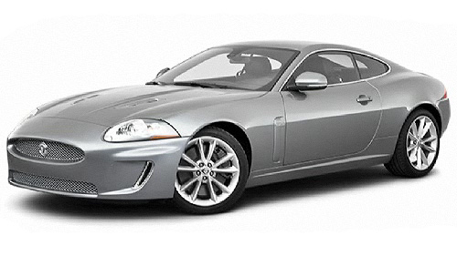 2010 Jaguar XK Series XKR Video Specs