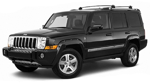2010 Jeep Commander Video Specs