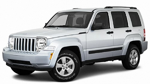 2010 Jeep Liberty Video Specs