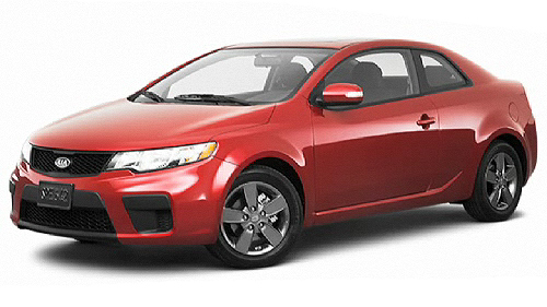 2010 Kia Forte Koup Video Specs