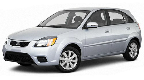 Kia Rio5 2008. 2010 Kia Rio5 Video Specs