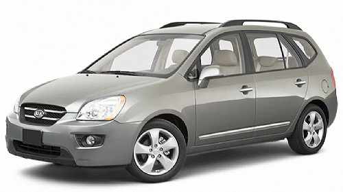 Vid�o de pr�sentation: Kia Rondo 2010 Video