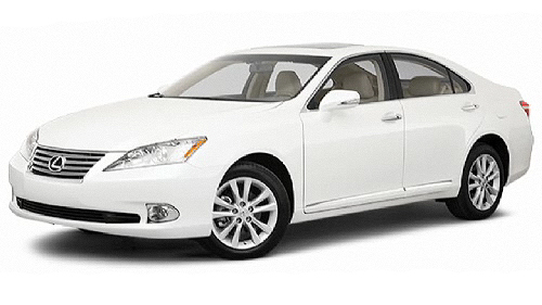 2010 Lexus ES 350 Video Specs