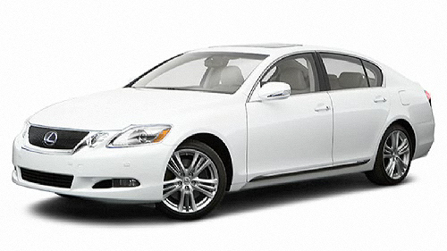 2010 Lexus GS 450h Video Specs