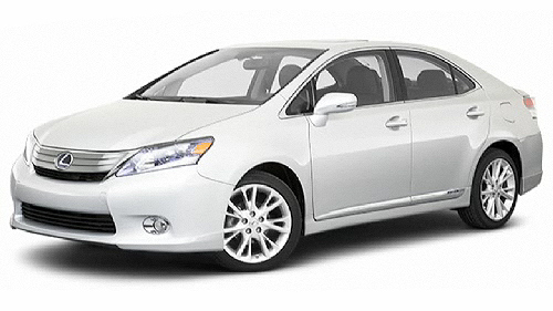 2010 Lexus HS 250h Video Specs