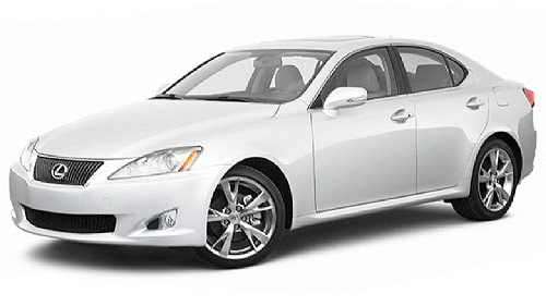2010 Lexus IS Video Specs