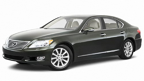 2010 Lexus LS 460 Video Specs
