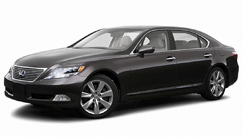 2010 Lexus LS 600h L Video Specs