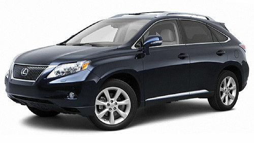 2010 Lexus RX 350 Video Specs