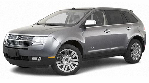 2010 Lincoln MKX Video Specs