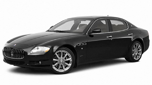 Vid�o de pr�sentation: Maserati Quattroporte 2010 Video