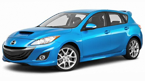 2010 MAZDASPEED 3 Video Specs