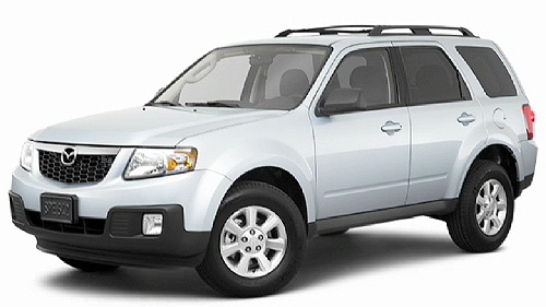2010 Mazda Tribute AWD Video Specs