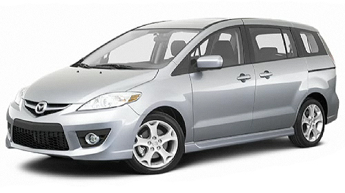 Vid�o de pr�sentation: Mazda 5 2010 Video