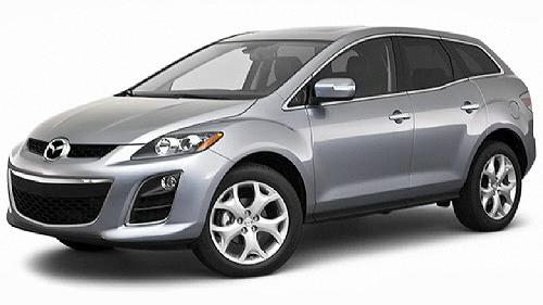 Vid�o de pr�sentation: Mazda CX7 2010 Video