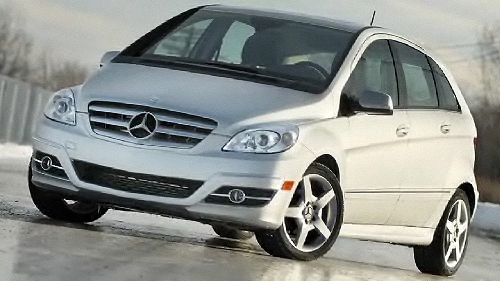 2010 Mercedes B-Class Video Specs