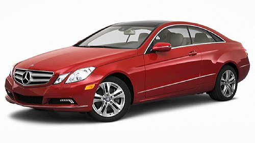 2010 Mercedes E-Class coupe Video Specs