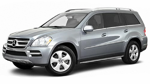 2010 Mercedes GL-Class Video Specs