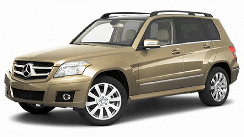 2010 Mercedes GLK-Class Video Specs