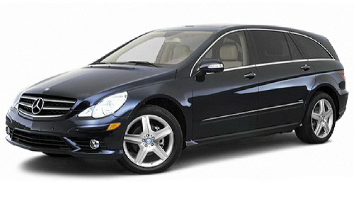 2010 Mercedes R-Class Video Specs