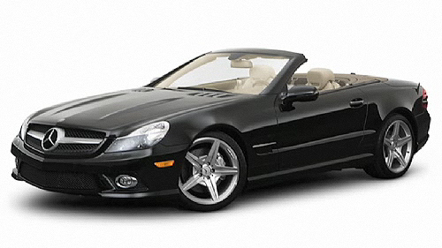 Vid�o de pr�sentation: Mercedes Classe-SL 2010 Video