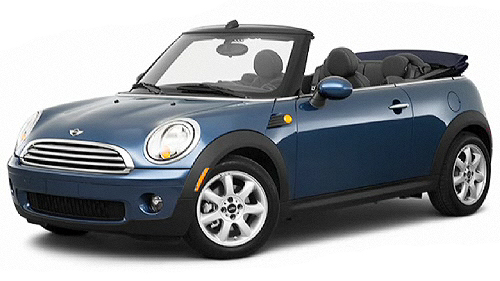 vid�o de pr�sentation: MINI Cooper D�capotable Video