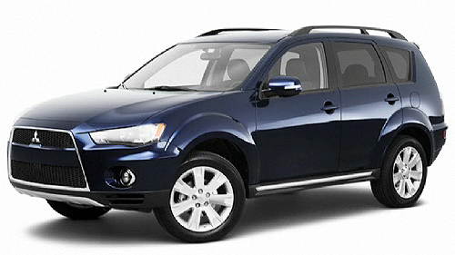 2010 Mitsubishi Outlander Video Specs