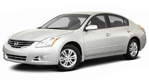2010 Nissan Altima Sedan Video Specs