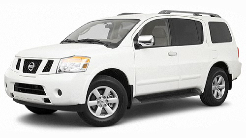 2010 Nissan Armada Video Specs