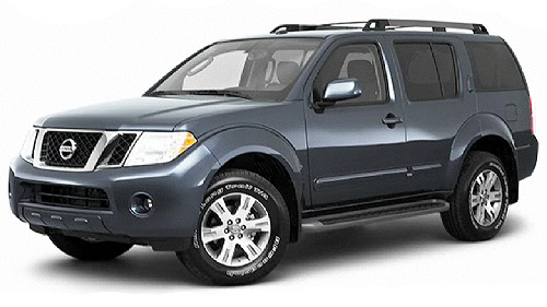 2010 Nissan Pathfinder Video Specs