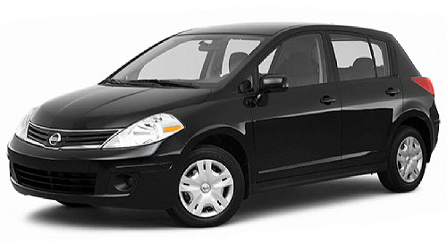 2010 Nissan Versa Hatchback Video Specs