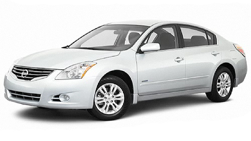 Vid�o de pr�sentation: Altima Hybride 2010 Video
