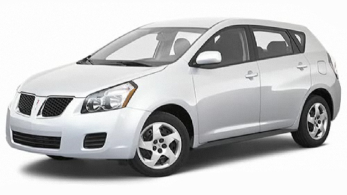 2010 Pontiac Vibe Video Specs