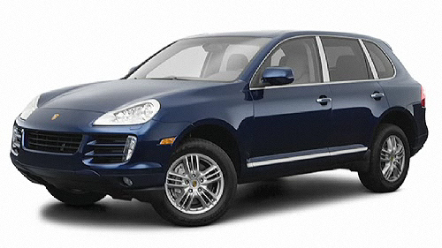Vid�o de pr�sentation: Porsche Cayenne 2010 Video