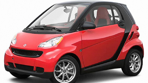 Vid�o de pr�sentation: Smart Fortwo Coupe 2010 Video
