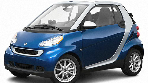 Vid�o de pr�sentation: Smart Fortwo Cabriolet 2010 Video
