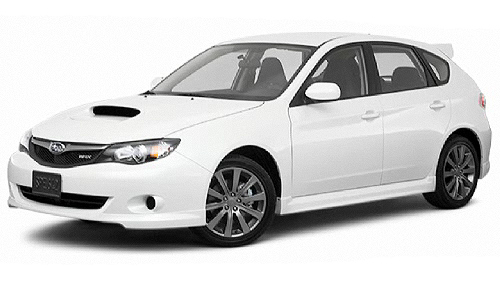 2010 Subaru Impreza 5-door WRX Video Specs