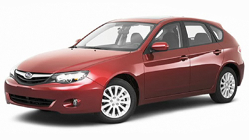 2010 Subaru Impreza 5-door Video Specs