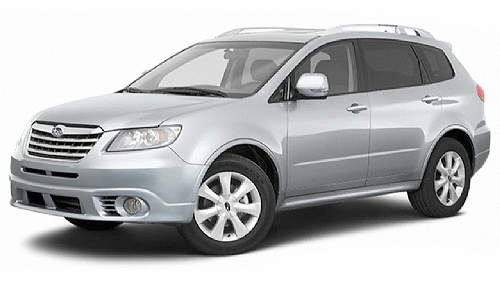 2010 Subaru Tribeca Video Specs