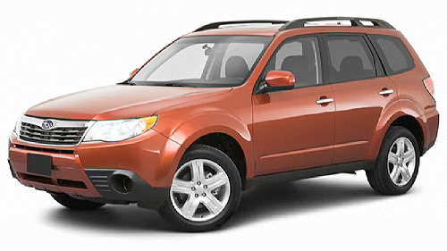 Vid�o de pr�sentation: Subaru Forester 2010 Video