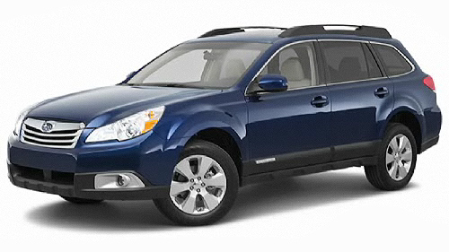 Vid�o de pr�sentation: Subaru Outback 2010 Video
