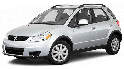 2010 Suzuki SX4 Hatchback Video Specs