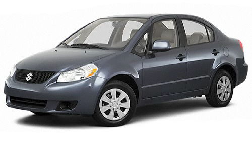 2010 Suzuki SX4 Video Specs