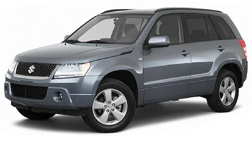 2010 Suzuki Grand Vitara Video Specs