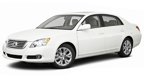 2010 Toyota Avalon Video Specs