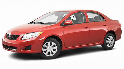 2010 Toyota Corolla Video Specs